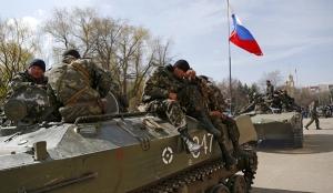 Des chars russes en Ukraine?